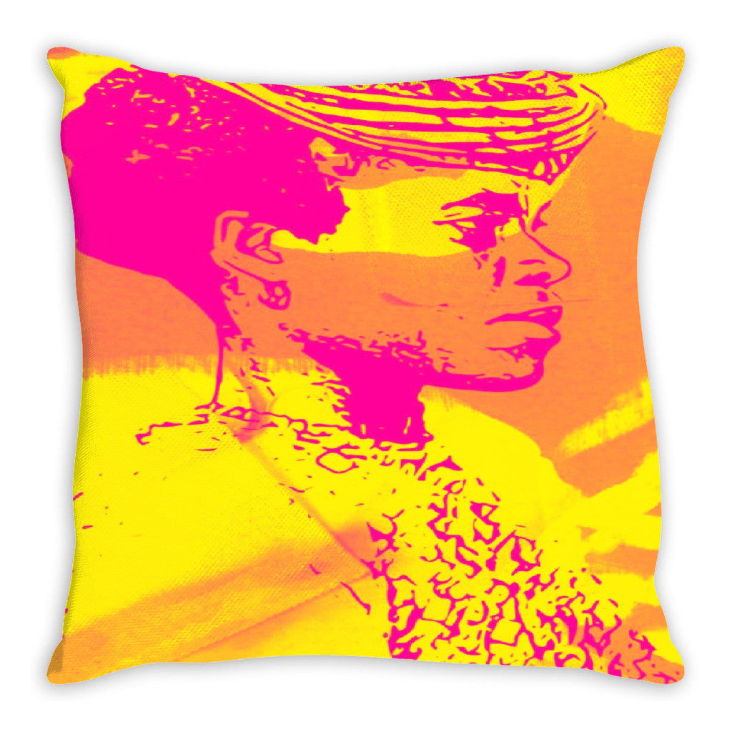 I 2 Sing America Throw Pillow