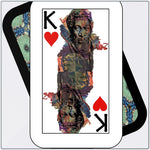 Load image into Gallery viewer, Play Your Hand...King Heart No. 1 Metal Print