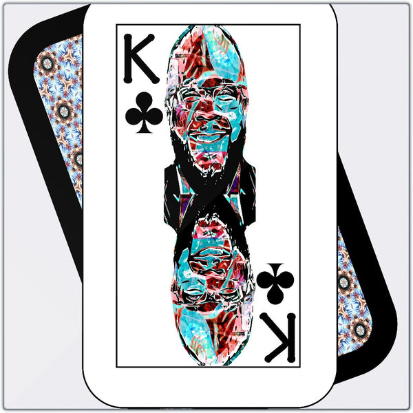 Play Your Hand...King Club No. 2 Metal Print