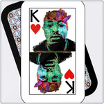 Load image into Gallery viewer, Play Your Hand...King Heart No. 2 Metal Print