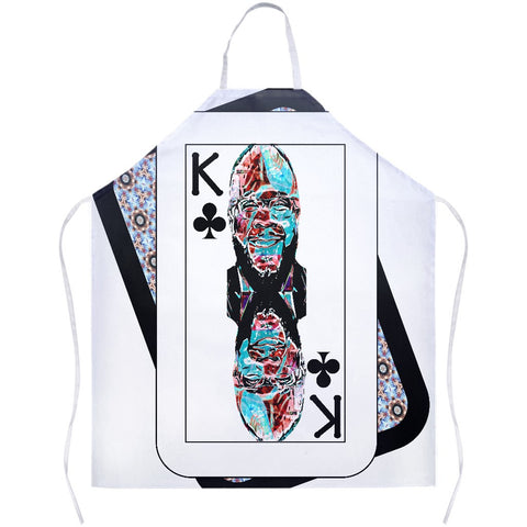 Play Your Hand...King Club No. 2 Apron