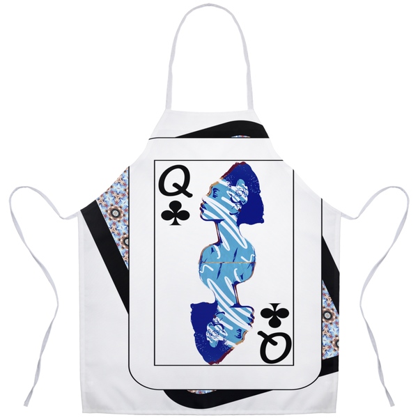Play Your Hand...Queen Club No. 2 Apron