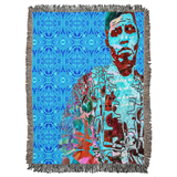 I 2 Sing America No. 2 Woven Blanket