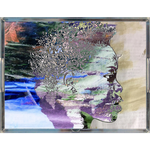 Load image into Gallery viewer, Don't Look Back Acrylic Tray