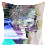 Load image into Gallery viewer, Don't Look Back Throw Pillow