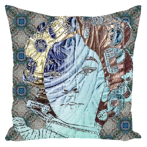 Element Throw Pillow