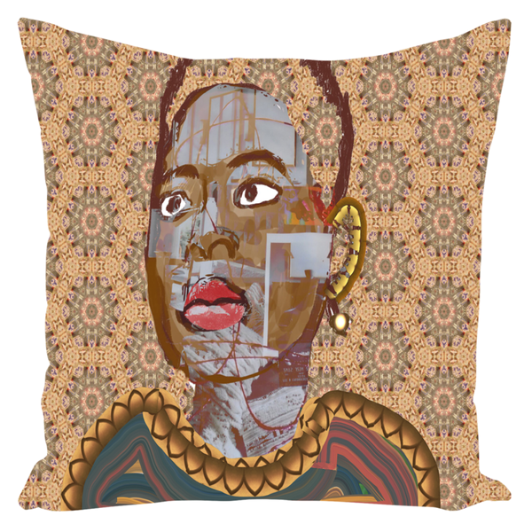 Ego Tripping Throw Pillow