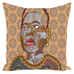 Load image into Gallery viewer, Ego Tripping Throw Pillow