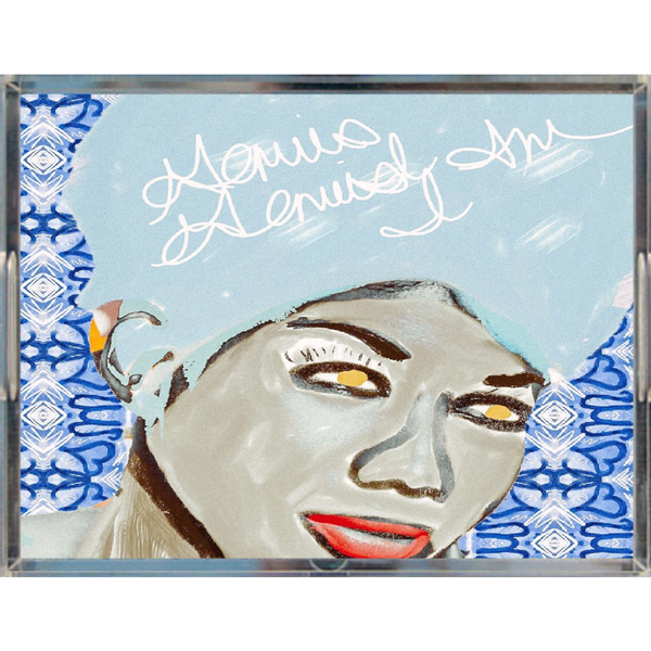 Genius of Love Acrylic Tray