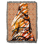 Load image into Gallery viewer, I 2 Sing America No. 3 Woven Blanket