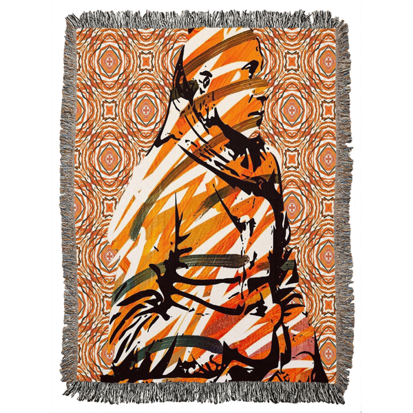 I 2 Sing America No. 3 Woven Blanket