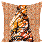 Load image into Gallery viewer, I 2 Sing America No. 3 Throw Pillow