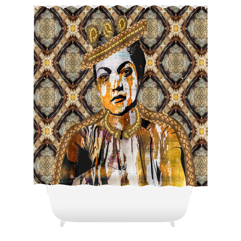 Queen Things No. 5 Shower Curtain