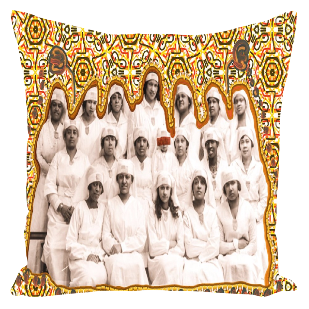 Came Through Dripping Throw Pillow