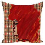 Load image into Gallery viewer, Woo Throw Pillow