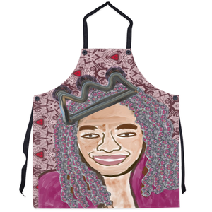 Queen Things No. 6 Apron