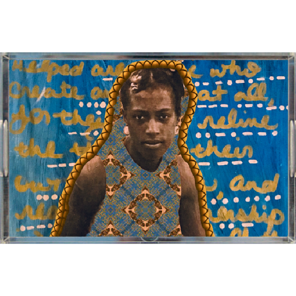 Shug Avery's Gospel No. 2 Acrylic Tray