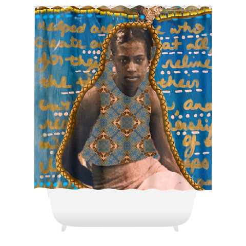 Shug Avery's Gospel No. 2 Shower Curtain