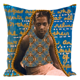 Shug Avery's Gospel No. 2 Throw Pillow