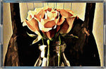 Load image into Gallery viewer, A Rose is still a Rose Acrylic Tray