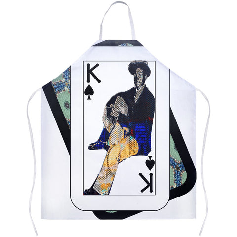 Play Your Hand...King Spade No. 1 Apron