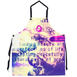 Perfect Imperfections Apron