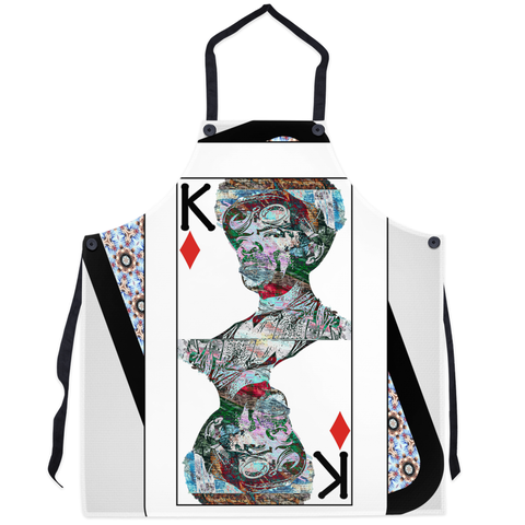 Play Your Hand...King Diamond No. 2 Apron