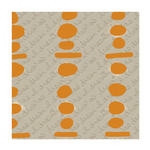 Connect the Dots Wrapped Canvas