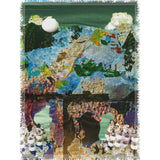 The World is Yours Woven Blanket