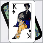 Load image into Gallery viewer, Play Your Hand...King Spade No. 1 Metal Print