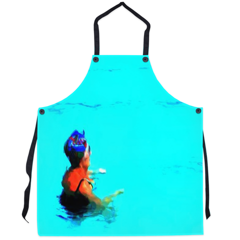 Deep End No. 1 Apron