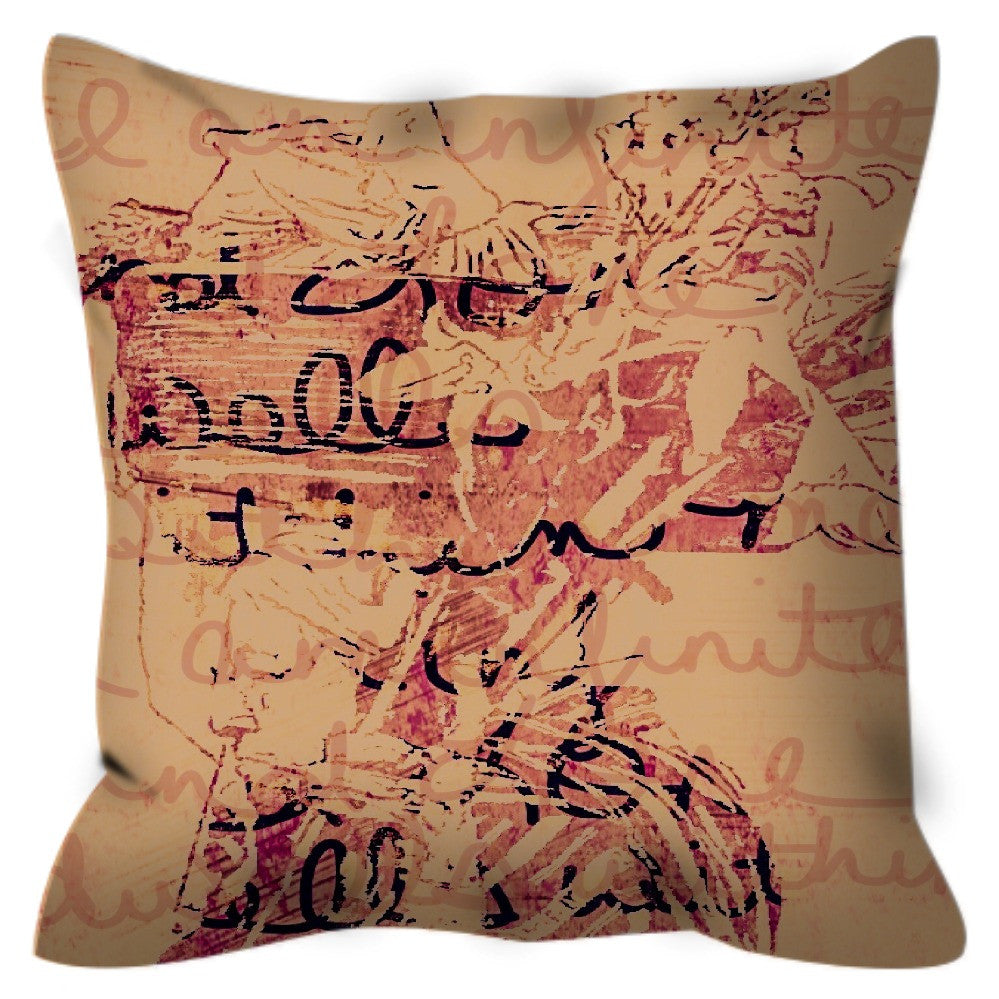 Infinite Wisdom Throw Pillow