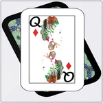 Load image into Gallery viewer, Play Your Hand...Queen Diamond No. 1 Metal Print