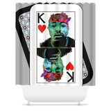 Play Your Hand...King Heart No. 2 Shower Curtain