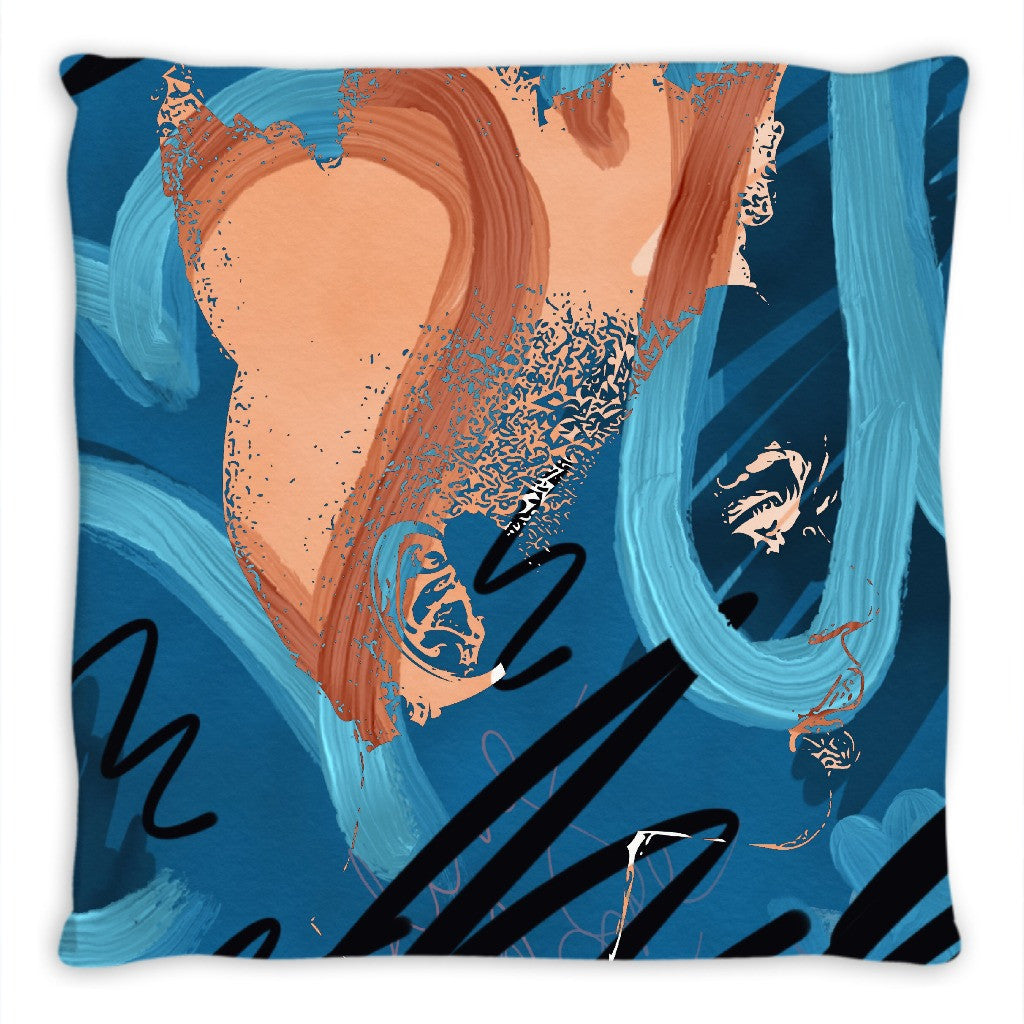 I Love You Jody No. 1 Throw Pillow