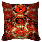 Load image into Gallery viewer, Queen Things Throw Pillow