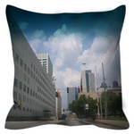 Load image into Gallery viewer, Lonely Avenue Throw Pillow