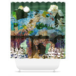 Load image into Gallery viewer, The World is Yours Shower Curtain