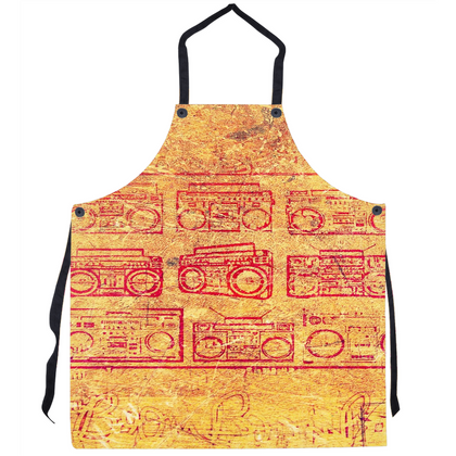 My Beat Goes Apron