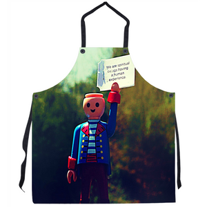 Headless Revolutionary No. 1 Apron