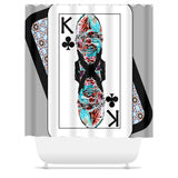 Play Your Hand...King Club No. 2 Shower Curtain