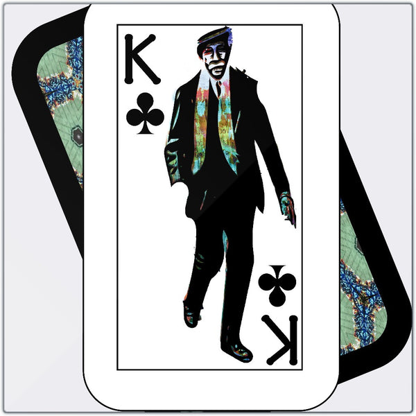 Play Your Hand...King Club No. 1 Metal Print