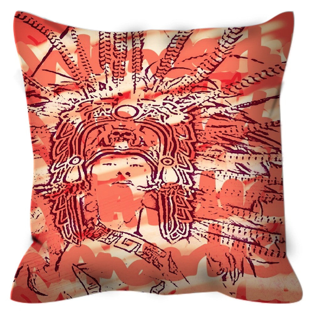 Wanderlust Throw Pillow