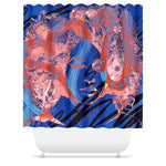 Load image into Gallery viewer, I Love You Jody No. 3 Shower Curtain