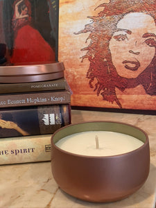 Seven Soy-Coconut Wax Candle