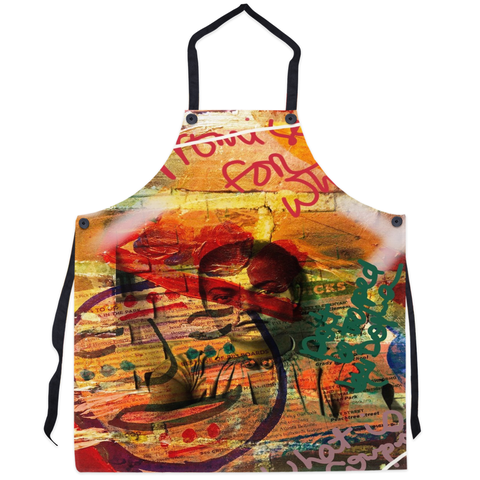 Compromise...For What?!! Apron