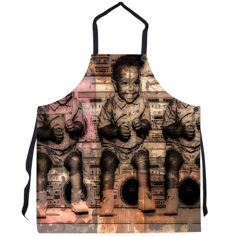 Must Be The Music Apron