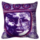 King Things Throw Pillow