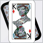 Load image into Gallery viewer, Play Your Hand...King Diamond No. 2 Metal Print