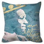 Load image into Gallery viewer, Crystal Stair Throw Pillow
